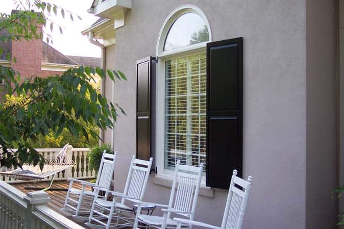 best exterior shutters